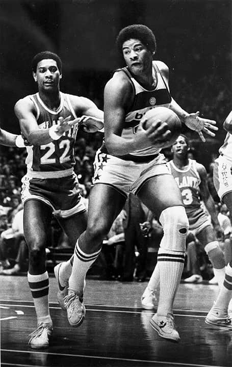 Photo of Wes Unseld in 1979