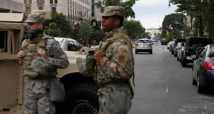 Photo of National Guard