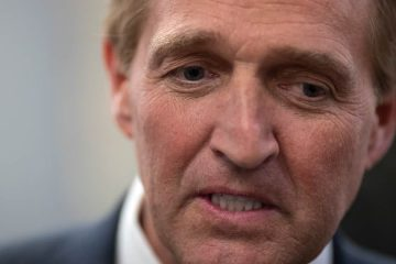 Photo of Sen. Jeff Flake