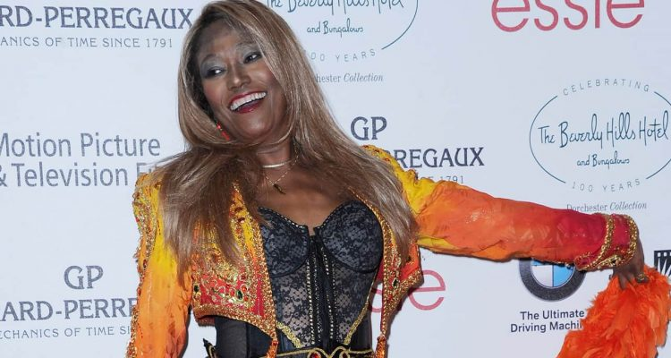 Photo of Bonnie Pointer