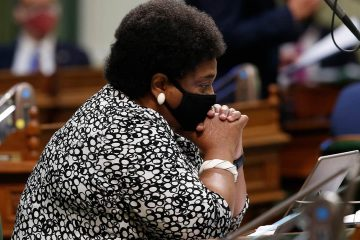 Photo of Assemblywoman Shirley Weber