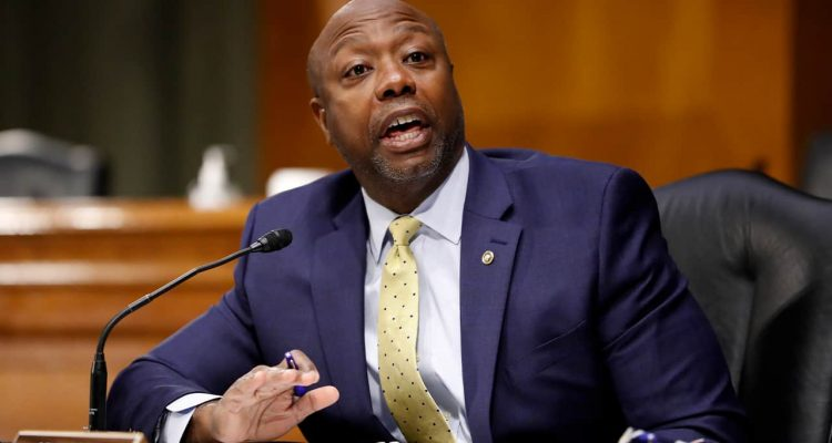 Photo of Sen. Tim Scott