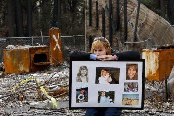 Photo of Camp Fire victim, Christina Taft
