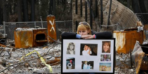 Photo of Camp Fire victim, Christina Taft