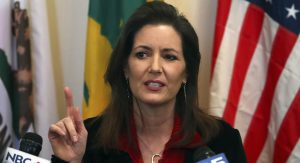Photo of Oakland Mayor Libby Schaaf