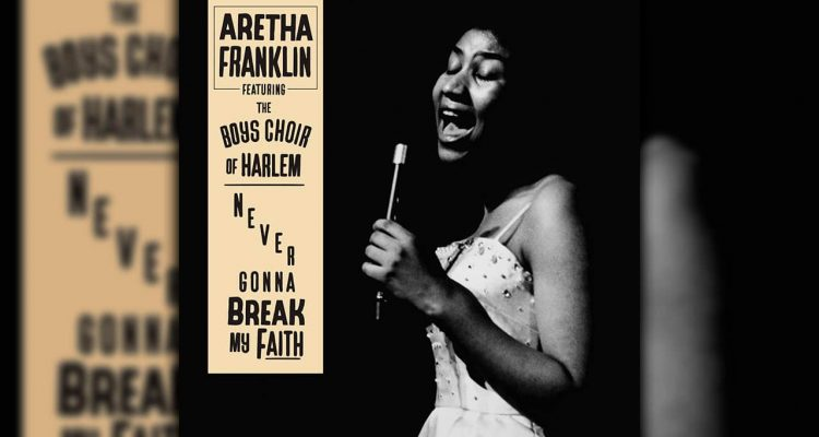 Photo fo the cover of Never Gonna Break My Faith