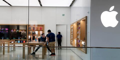 Photo of Apple store in Miami
