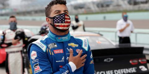 Photo of Bubba Wallace