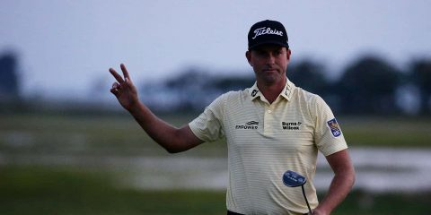 Photo of Webb Simpson