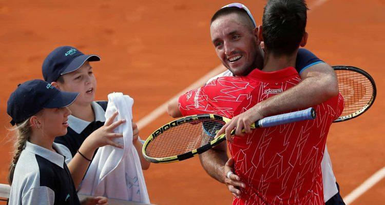 Photo of Serbia's Novak Djokovic