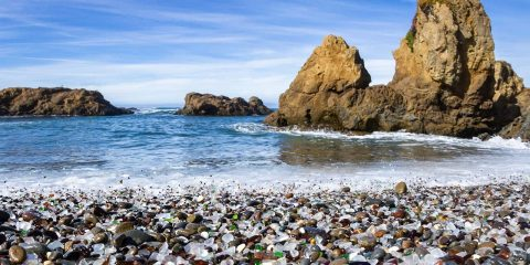 Photo of a beach in Fort Bragg
