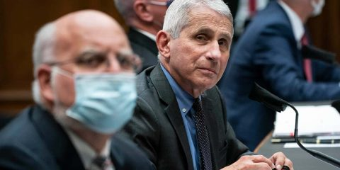 Photo fo Dr. Anthony Fauci