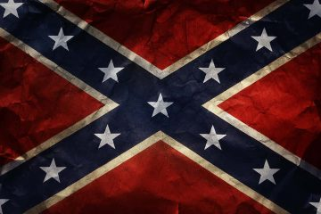 Image of a confederate flag