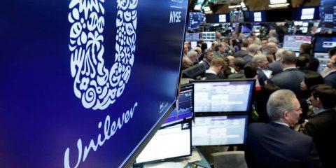 Photo of Unilever logo