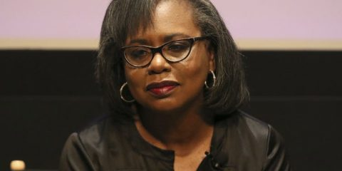 A 2017 portrait of Anita Hill