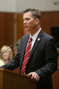 Image of Tulare County District Attorney Tim Ward