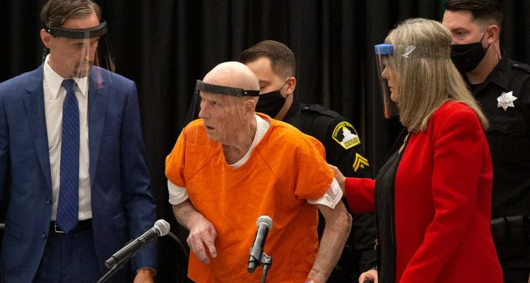 Photo of the Golden State Killer