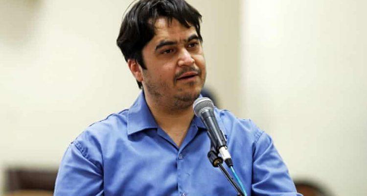 Photo of Ruhollah Zam
