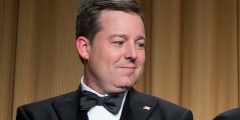 Photo of Ed Henry in 2013