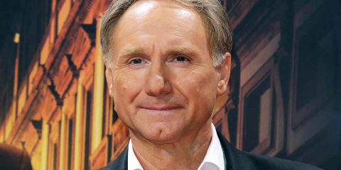 Photo of author Dan Brown