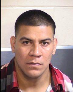 Mug shot of Carmelo Vasquez