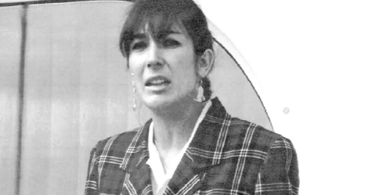 Photo of Ghislaine Maxwell
