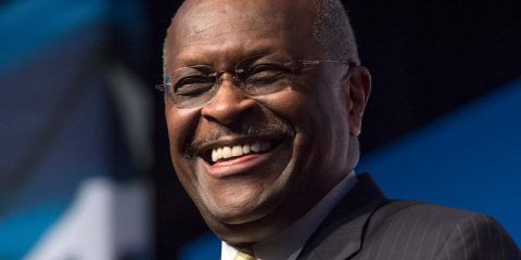 Photo of Herman Cain