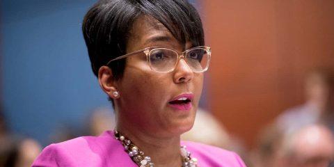 Photo of Atlanta Mayor Keisha Lance Bottoms