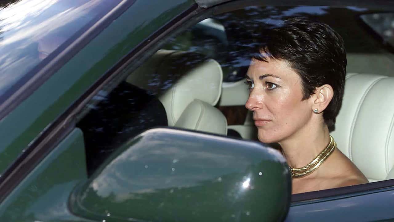Photo of British socialite Ghislaine Maxwell