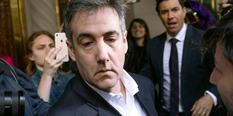 Photo of Michael Cohen, former attorney to President Donald Trump
