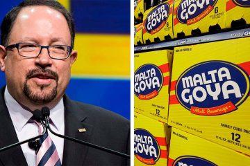 Photo of Goya Foods CEO Robert Unanue