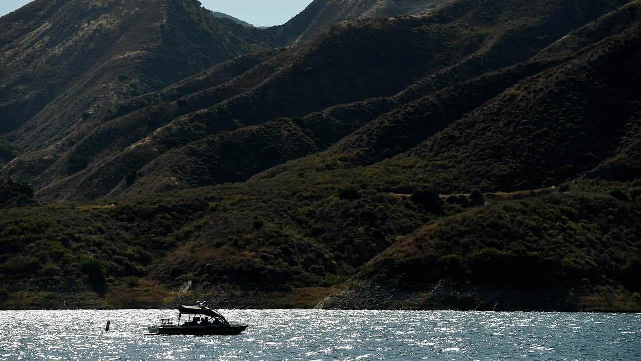 Photo of Lake Piru