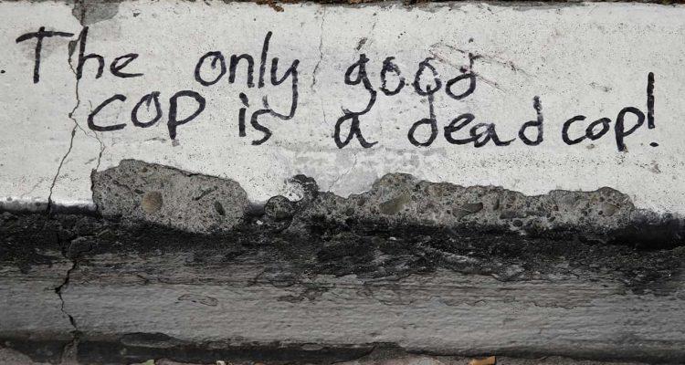 Photo of graffitti