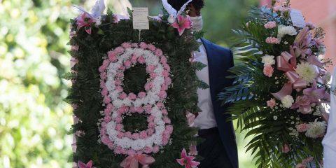 Photo of a floral arrangement