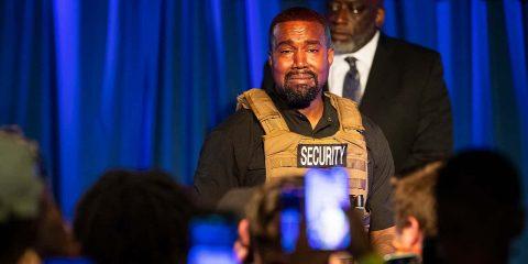 Photo fo Kanye West