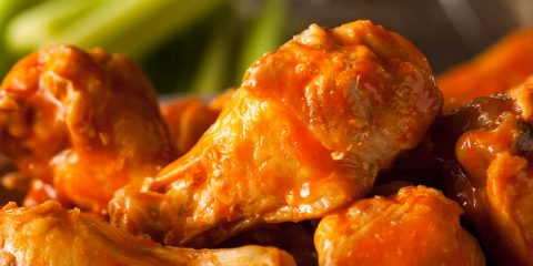 Photo of buffalo wings