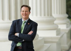 Environmental portrait of State Sen. Andreas Borgeas (R-Fresno)