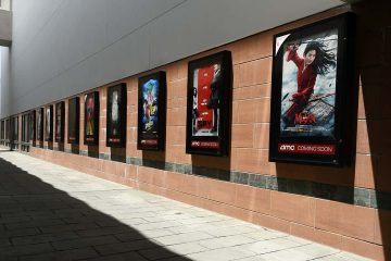 Photo of movie posters
