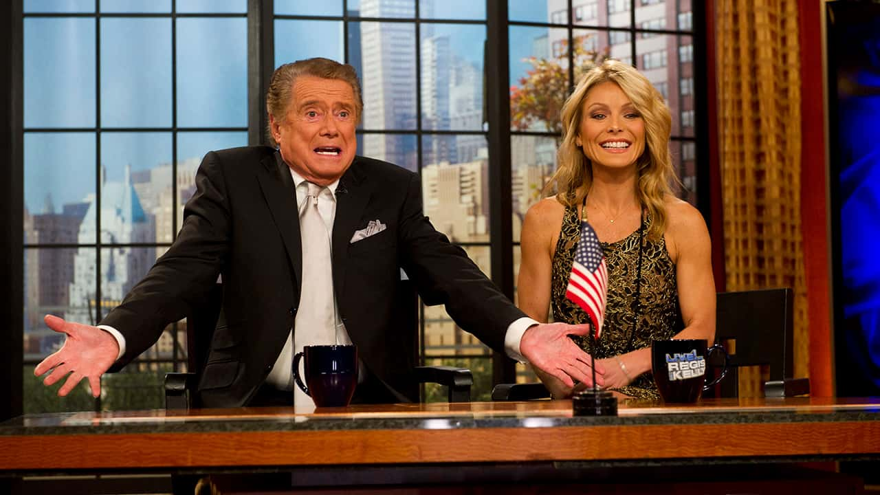 Photo of Regis and Kelly