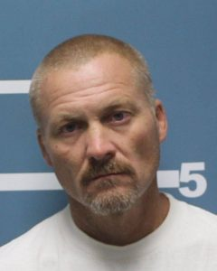 Tulare County booking photo of Steven Elms of Terra Bella, California