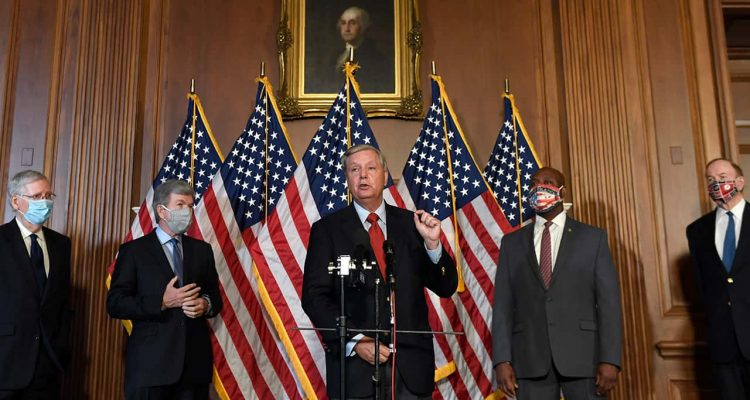 Photo of Sen. Lindsey Graham