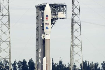 Photo of the Atlas V Rocket