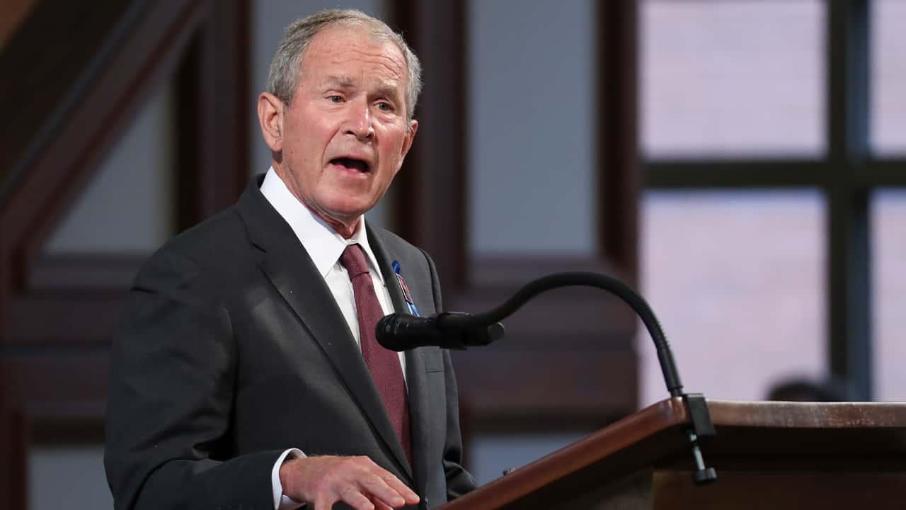 Photo of Former President George W. Bush