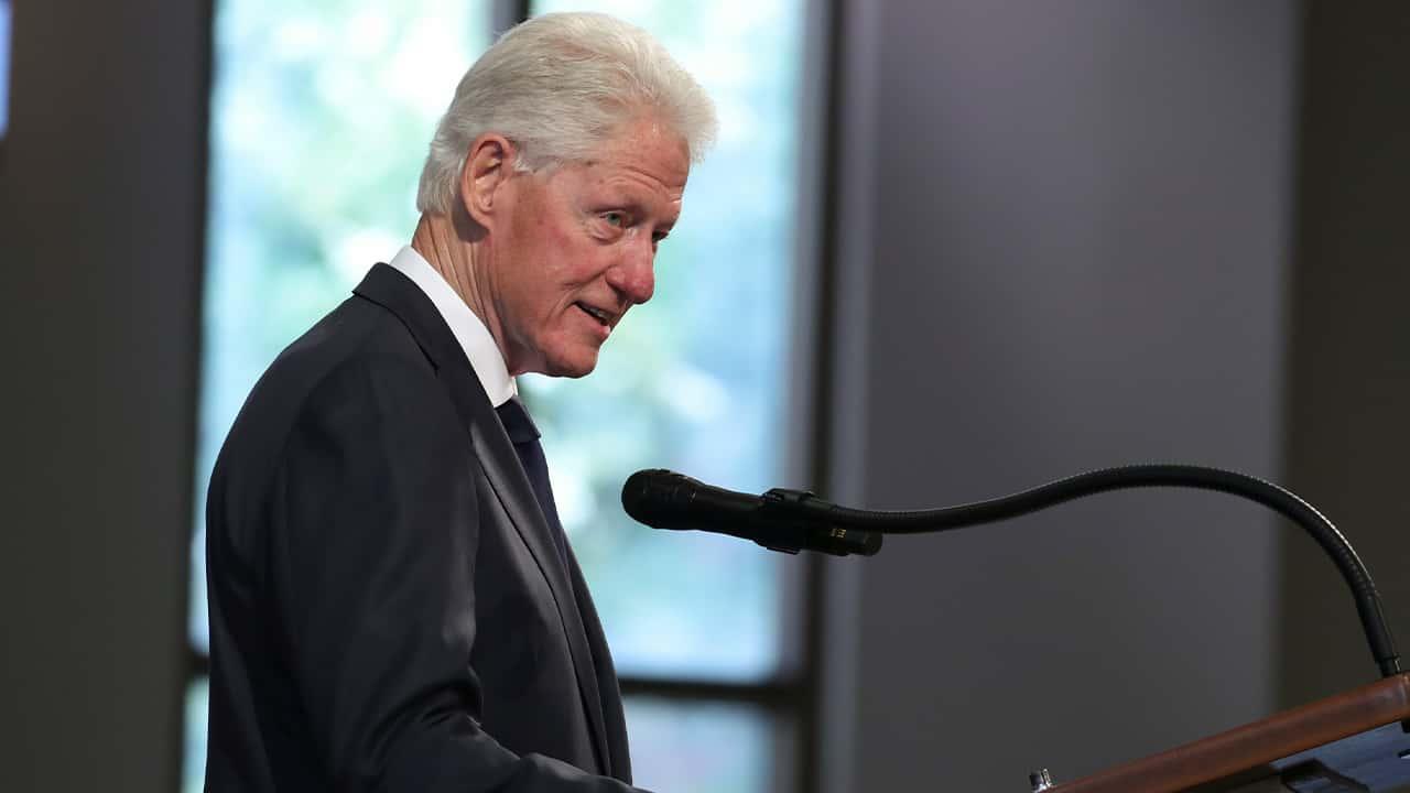 Photo of Former President Bill Clinton