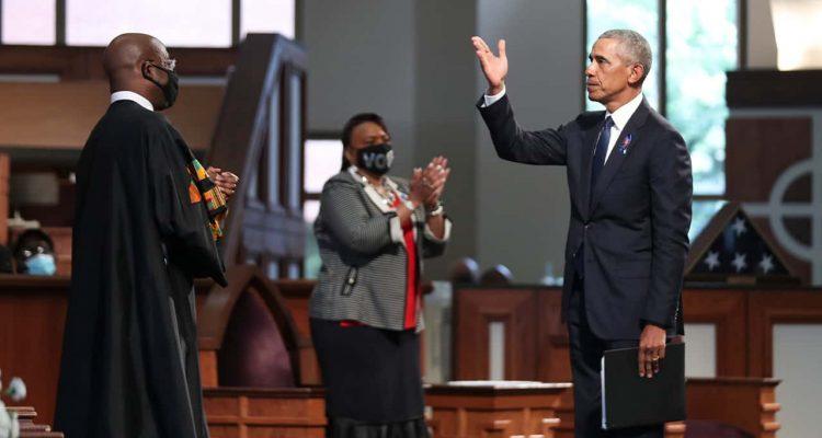 Photo of Obama