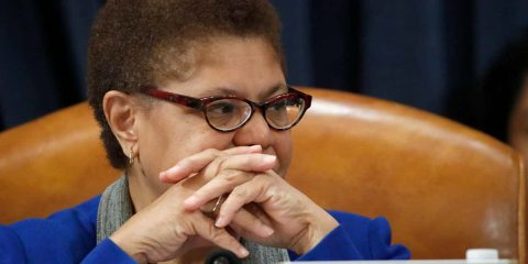 Photo of Karen Bass