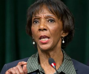 Photo of Los Angeles County District Attorney Jackie Lacey