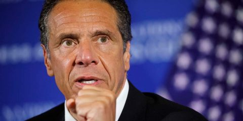 Photo of New York Gov. Andrew Cuomo