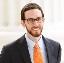 Portrait of California state Sen. Scott Wiener, D-San Francisco