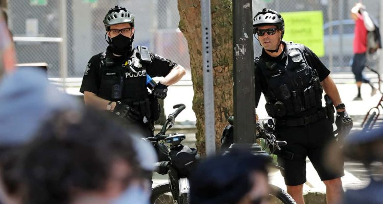 Photo of Seattle police